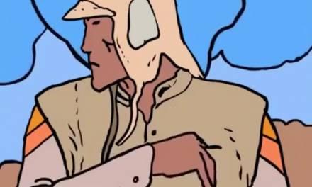 Saturday Morning Cartoons: Arzak Rhapsody