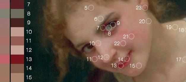 Deciphering Bouguereau's Flesh Tones
