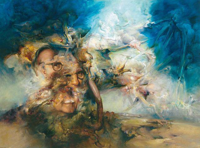 Artist Inspiration – James Gleeson