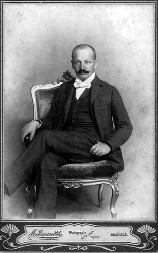 Paja Jovanović ( Vršac 1859 – Vienna 1957)