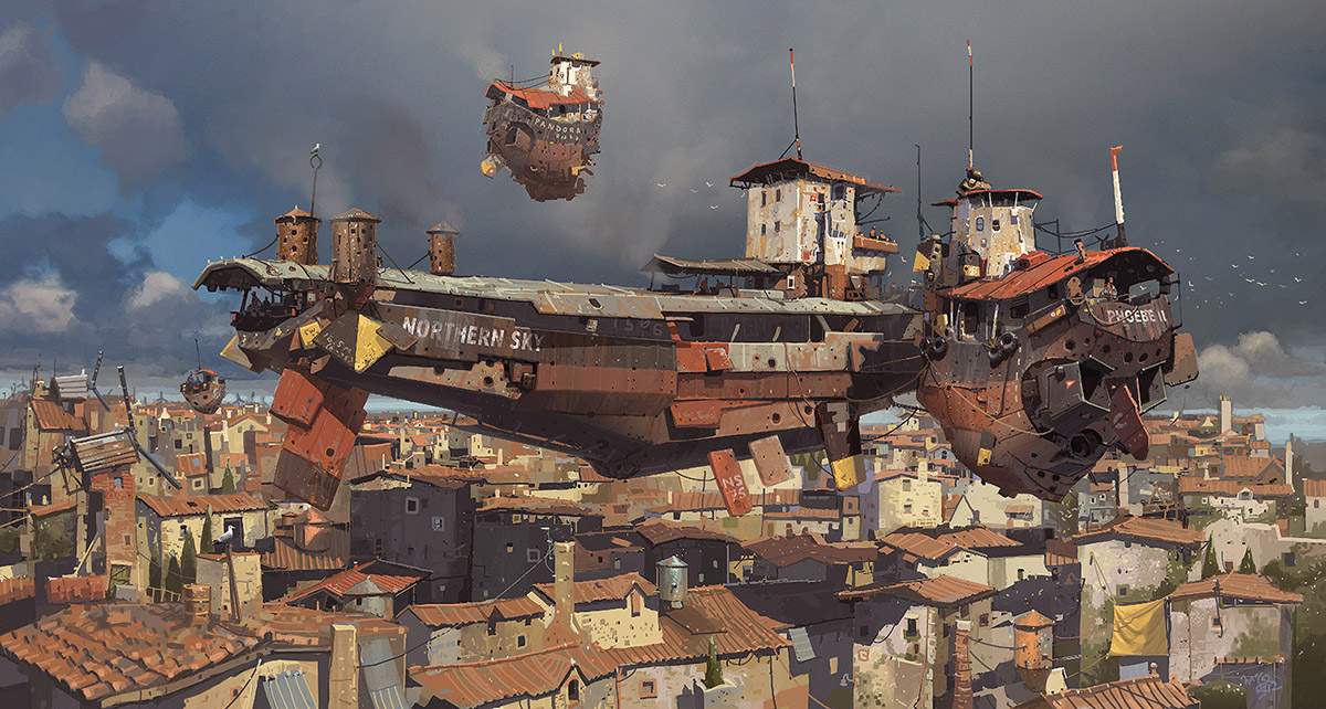Interview with Ian mcQue