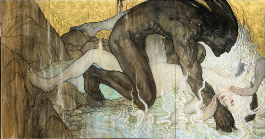 Point of Vision: Women in Fantasy Art