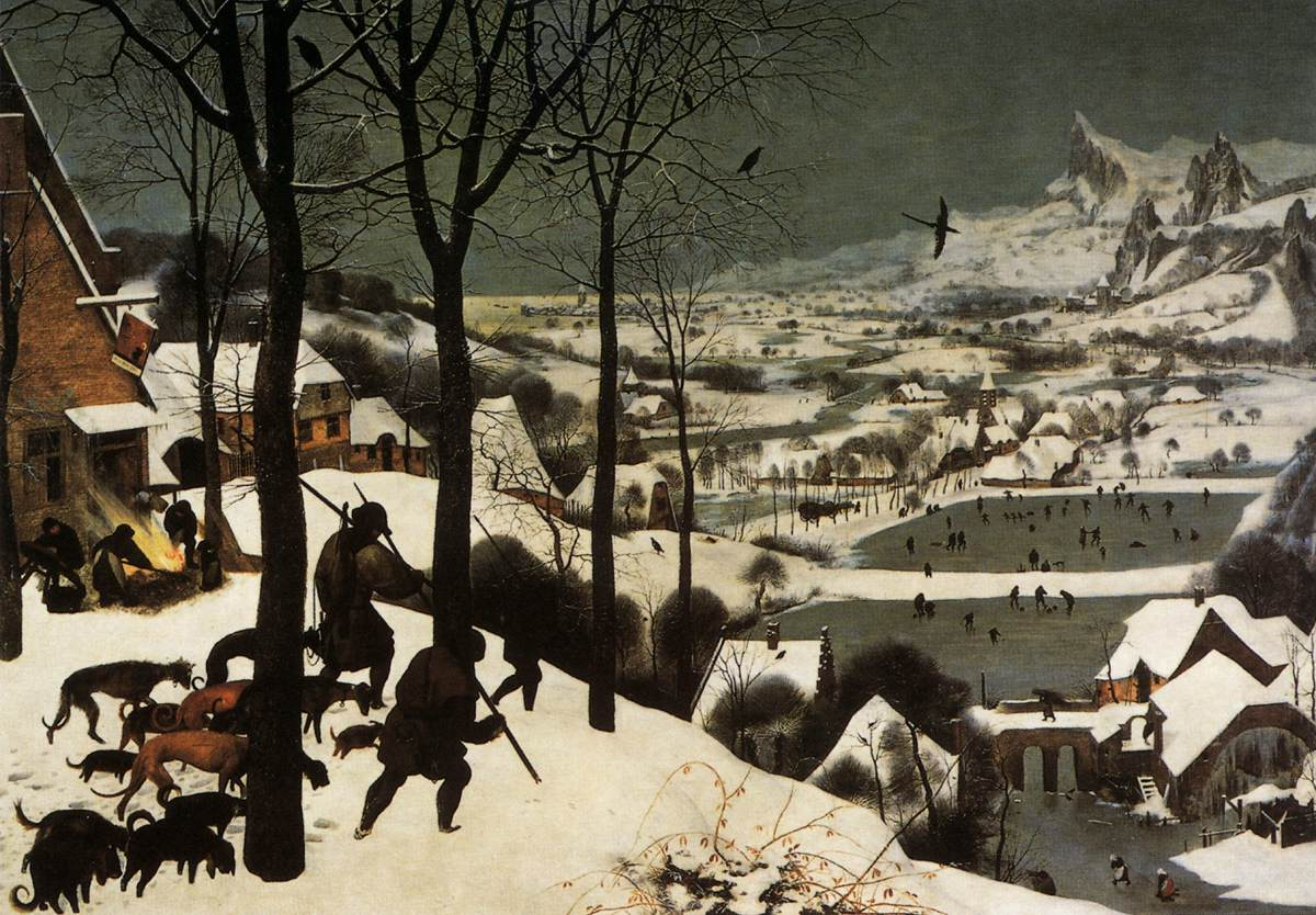 Artist of the Month: Bruegel