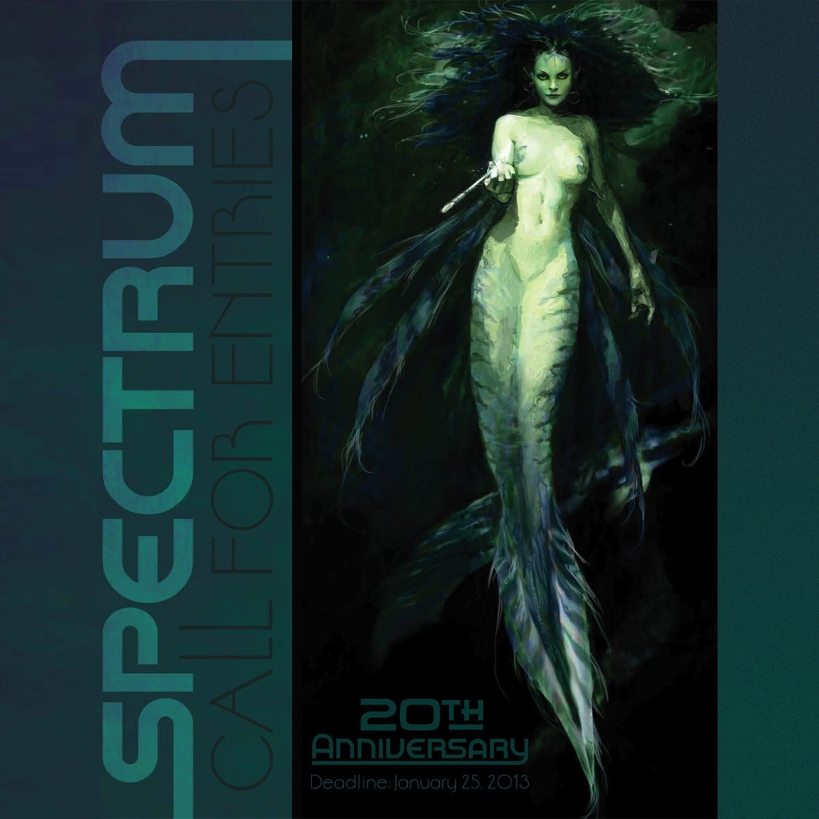 Spectrum: Call For Entries