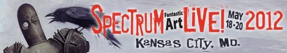 Spectrum Live! May 18-20, 2012