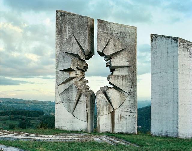 Inspiration: Yugoslavian Monuments
