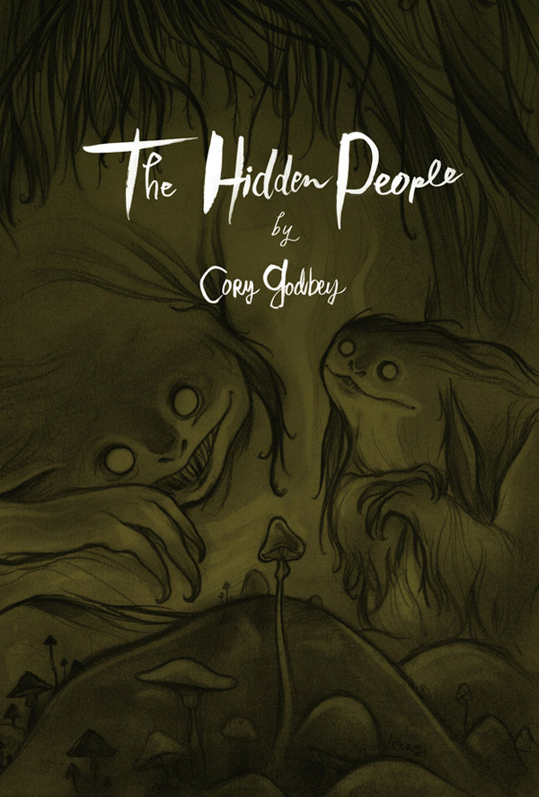 The Hidden People Sketchbook