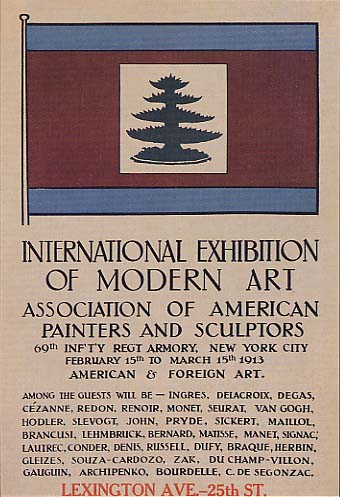 Artist of the Month: 1913 NY Armory Show