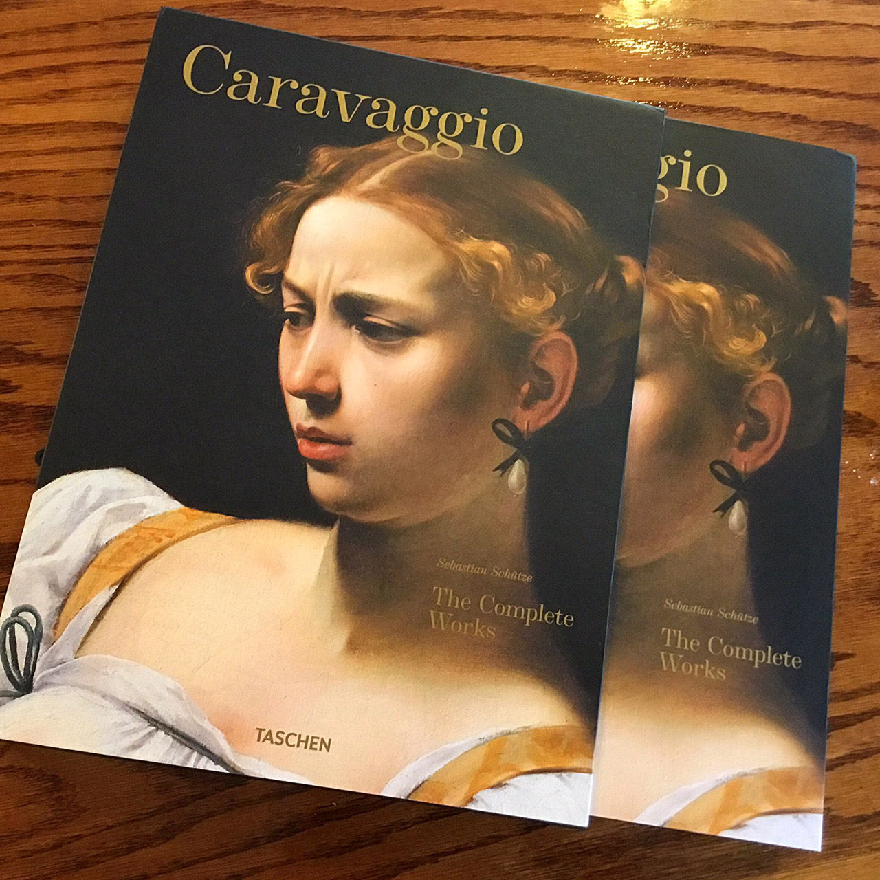 Caravaggio to the Rescue!