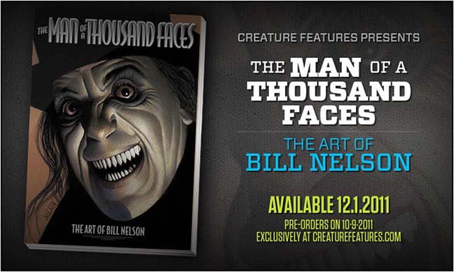 Bill Nelson Art Book
