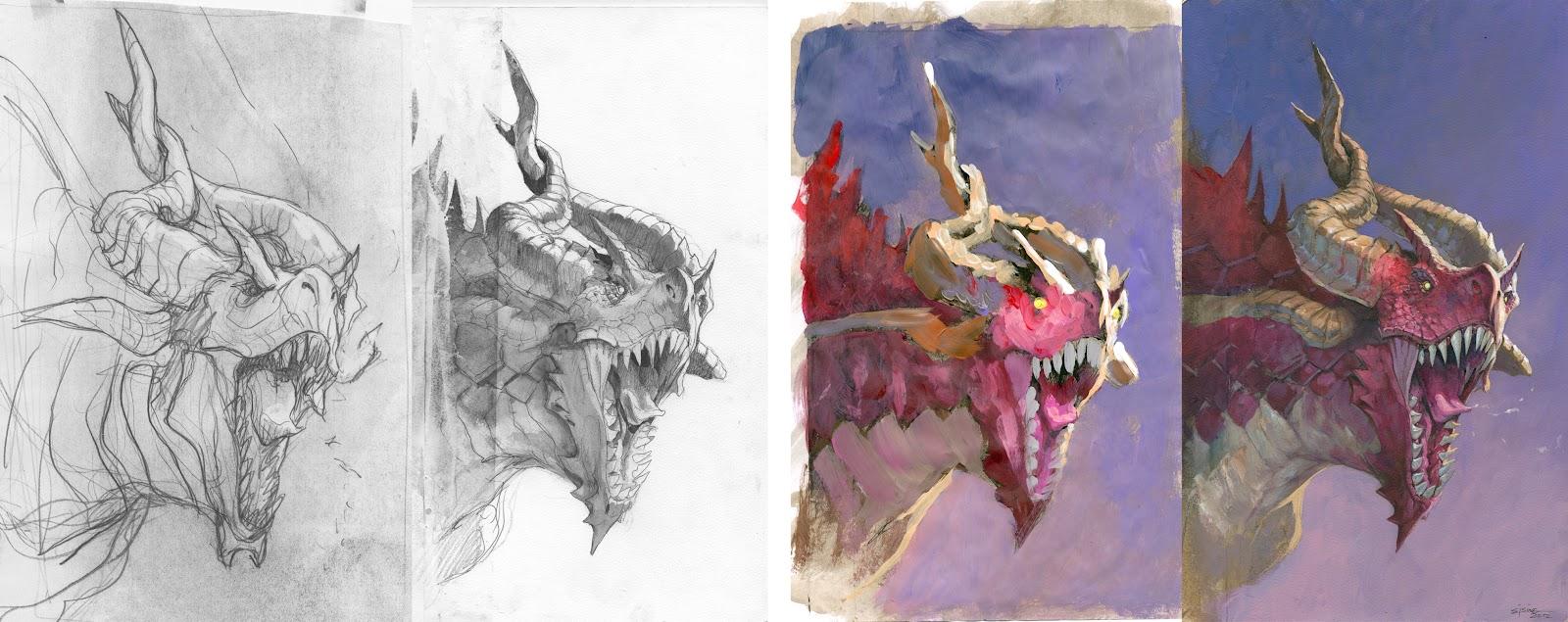 Workshop Dragon Head