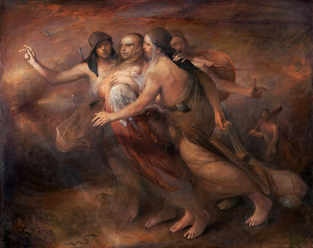Odd Nerdrum Opening Tonight in LA!