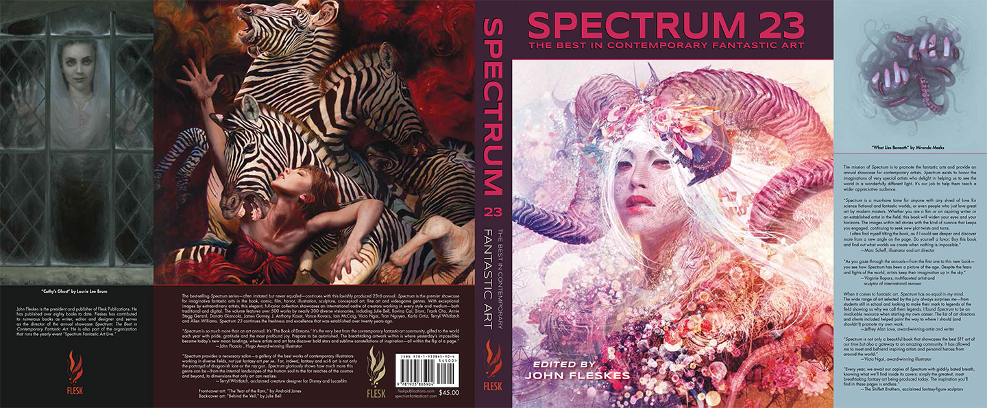Spectrum 23 Flip-Through