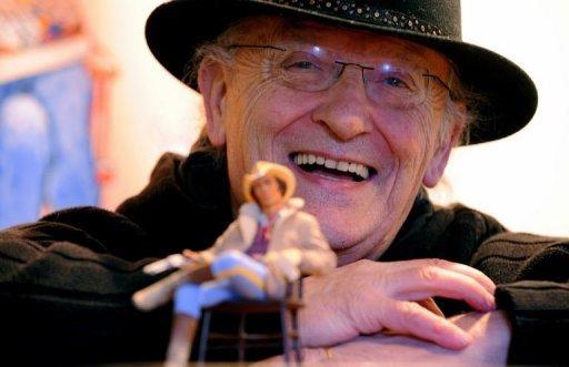 "French comic-book artist ""Moebius"" dies"