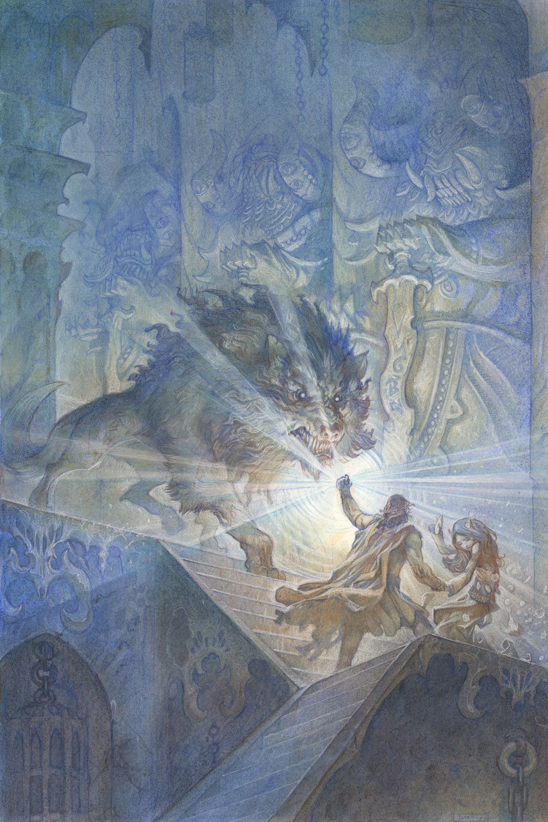 The Silmarillion: Luthien
