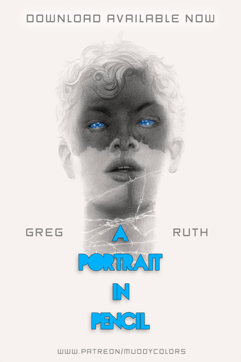 A Portrait in Pencil : Download Available Now!