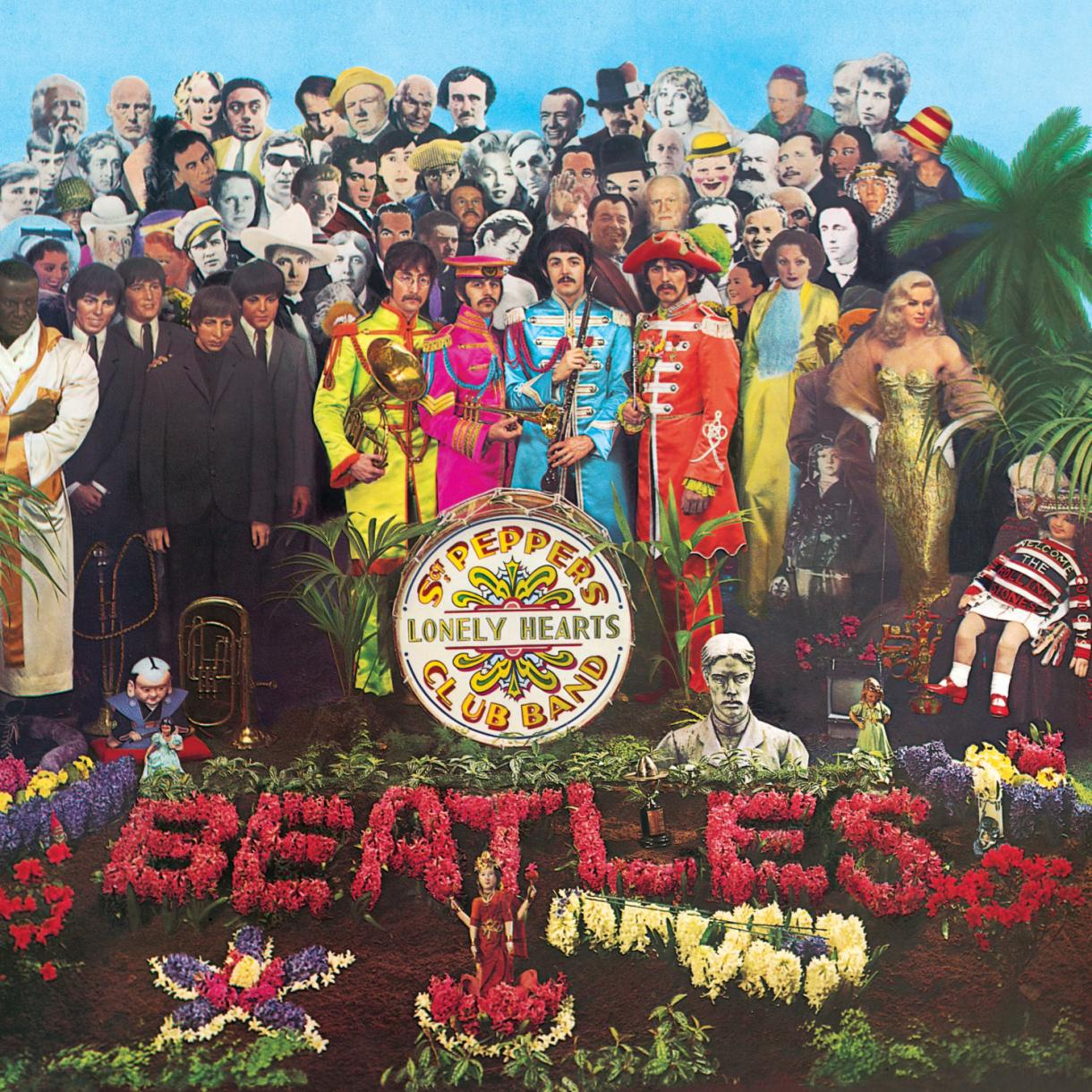Paper Over Vinyl: Classic Album Covers
