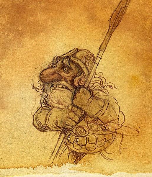 Gryphon Hunting
