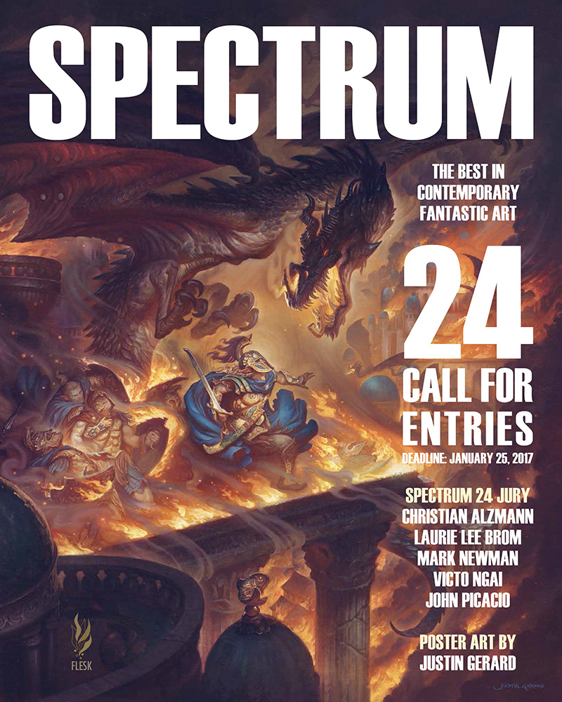 Spectrum 24 Call For Entries