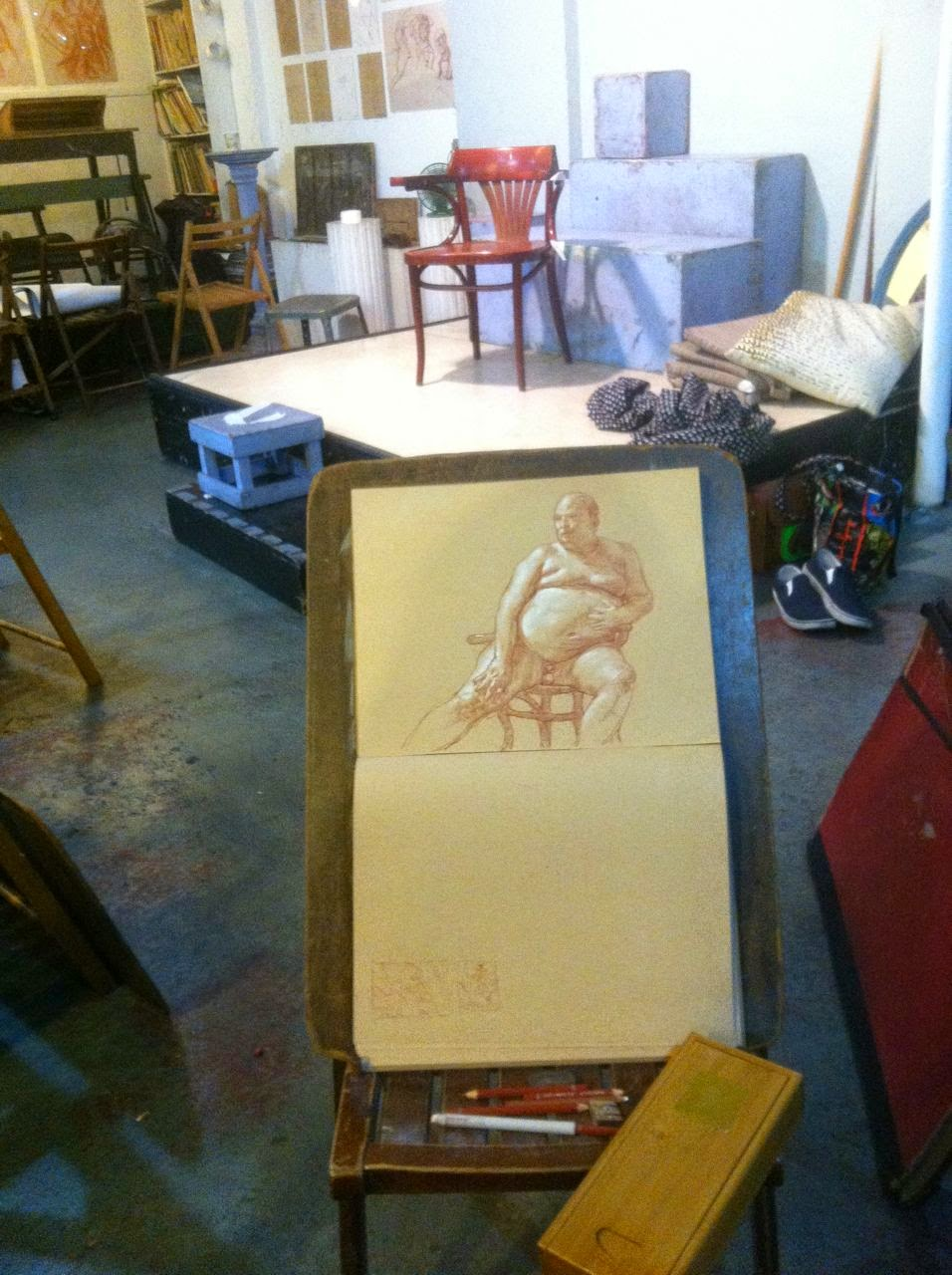 Inspirations and Practice – Spring Street Studio