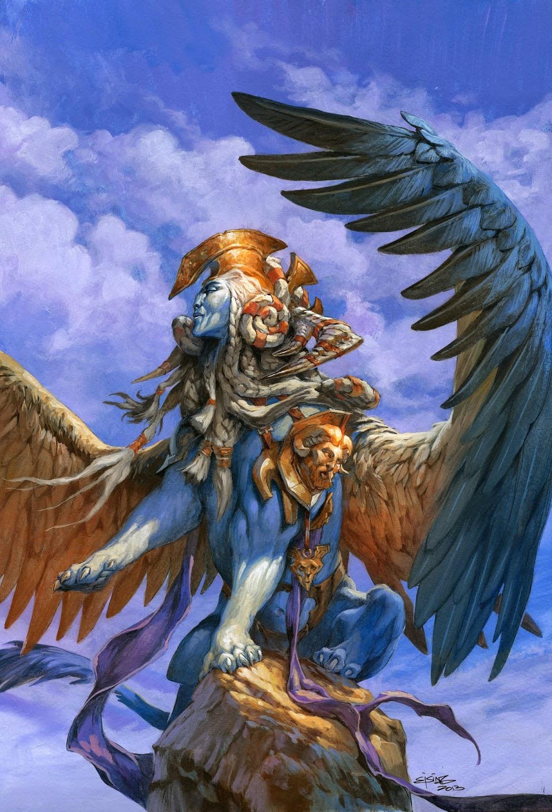 Sphinx Token art
