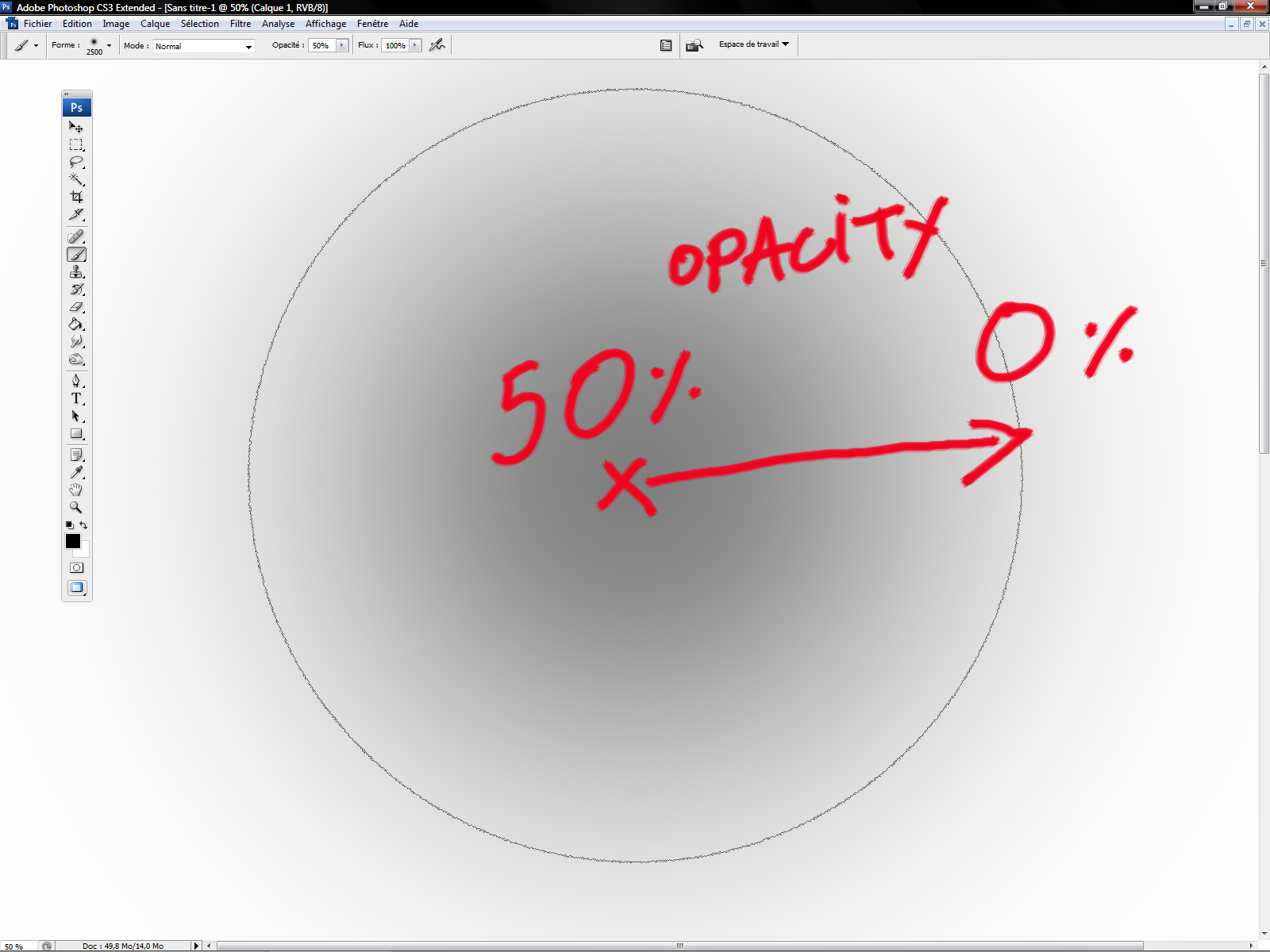 How to Work with Opacity