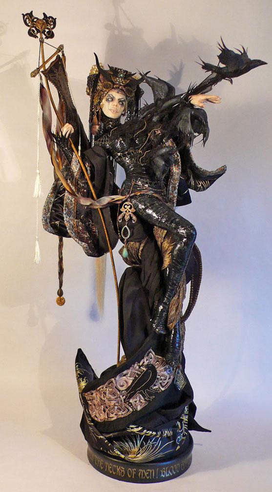 A Sculptor's Secret World, Part 1