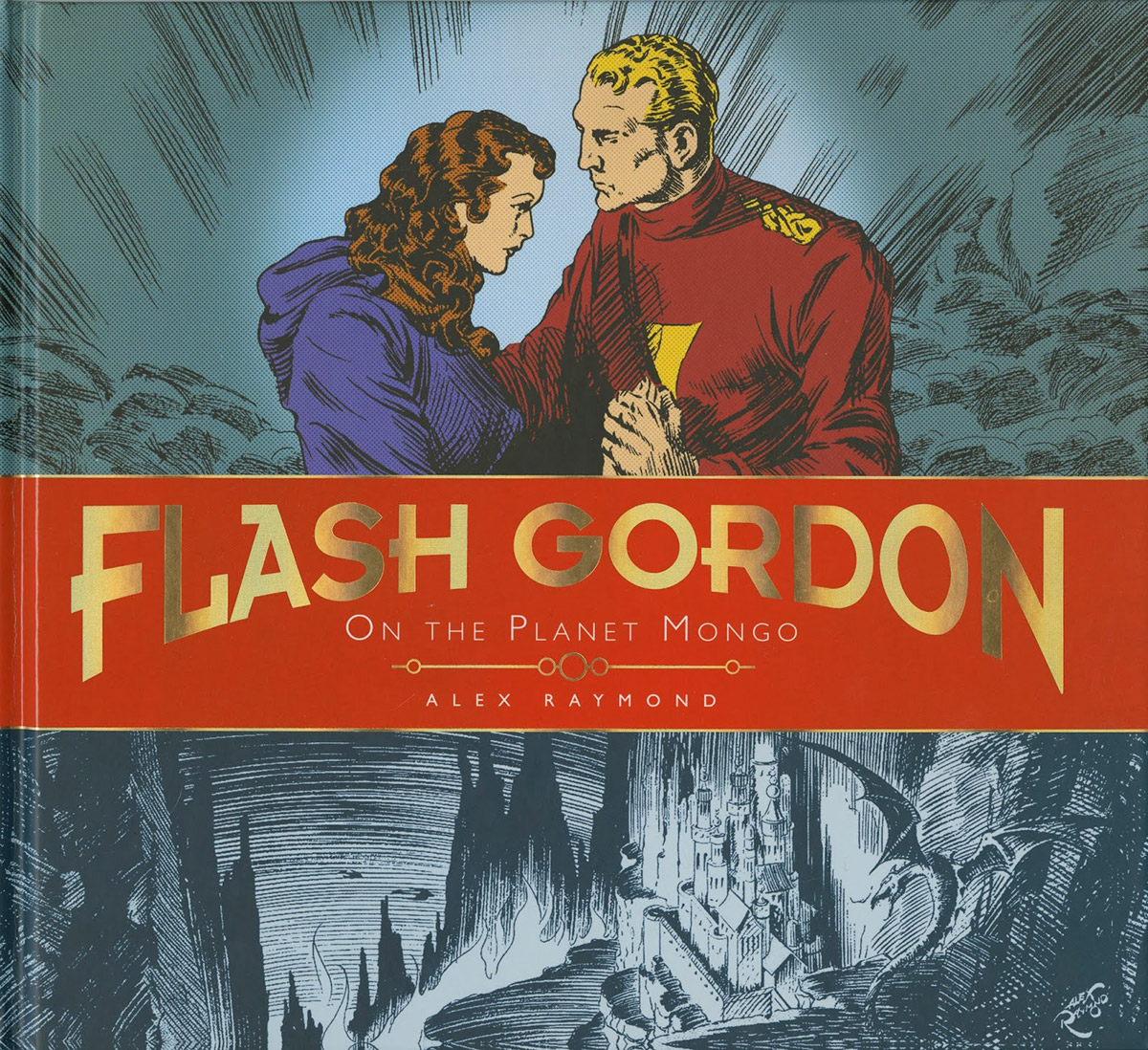 Flash Gordon Series by Titan Books