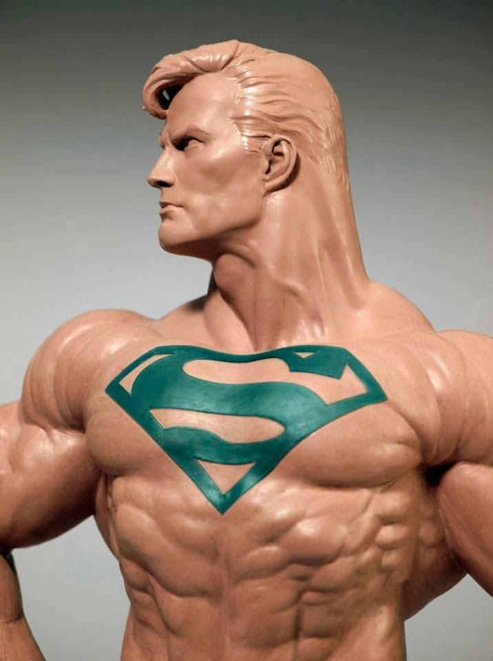 Superman Paint Master