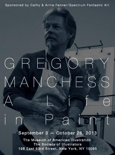 Greg Manchess Show Opening