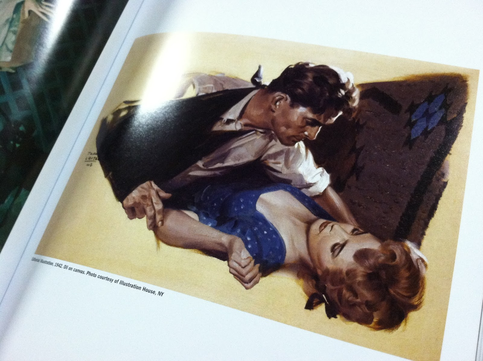 Book Review: Tom Lovell – Illustrator