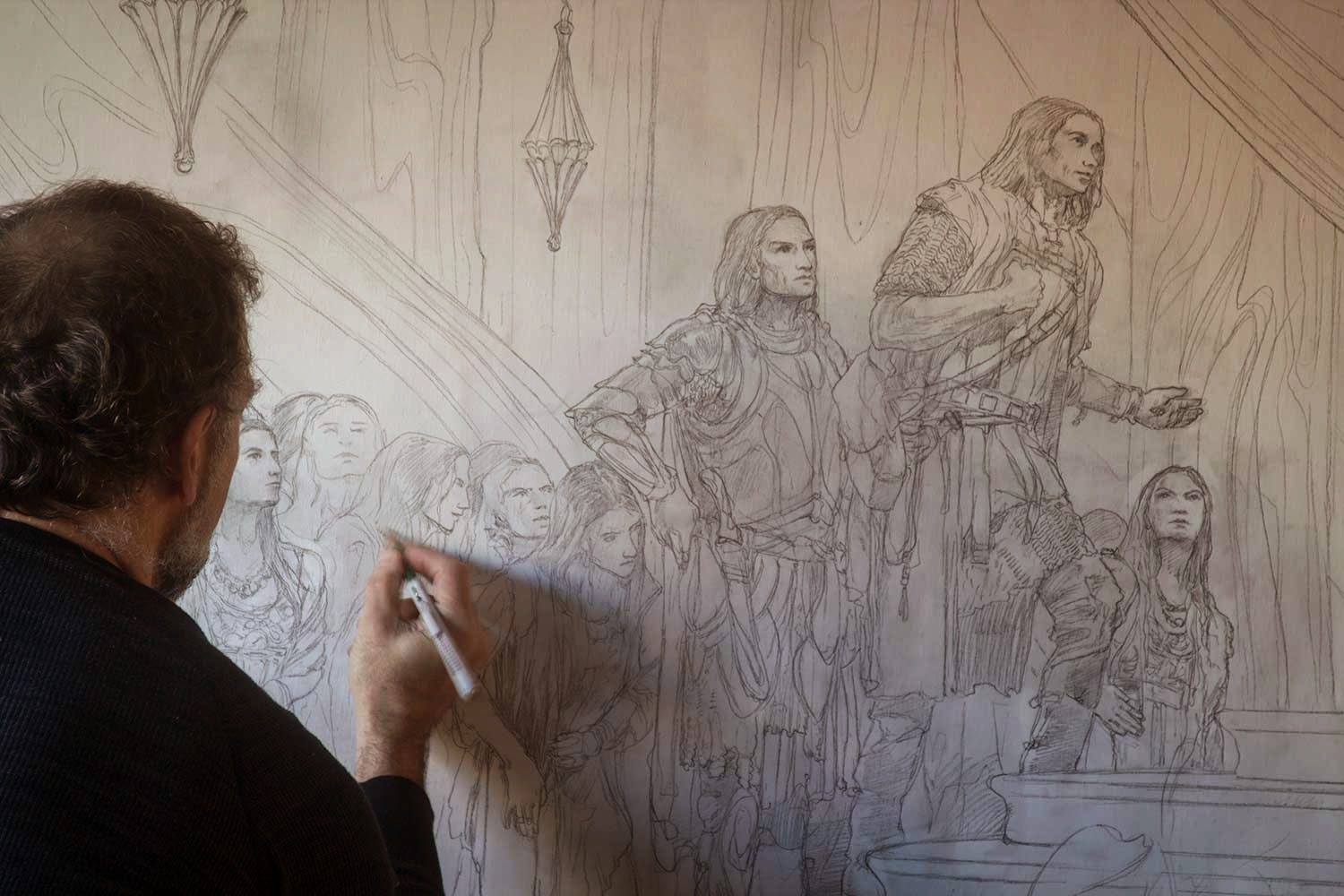 Slow and Steady – Beren and Luthien in the Court of Thingol and Melian