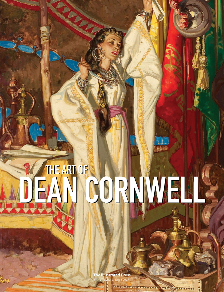 Limited Edition Book: Dean Cornwell
