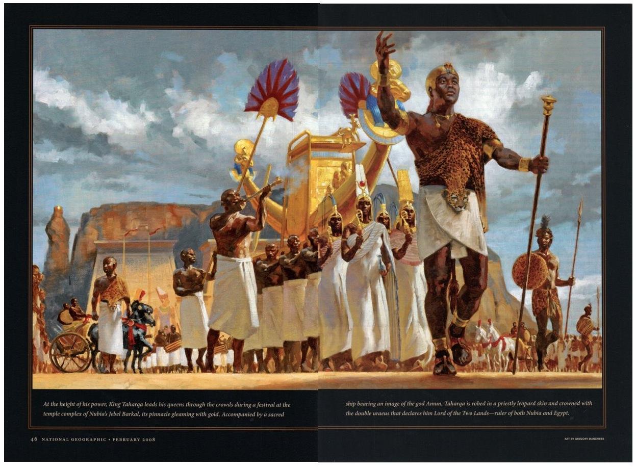 The Black Pharaohs, Part 2