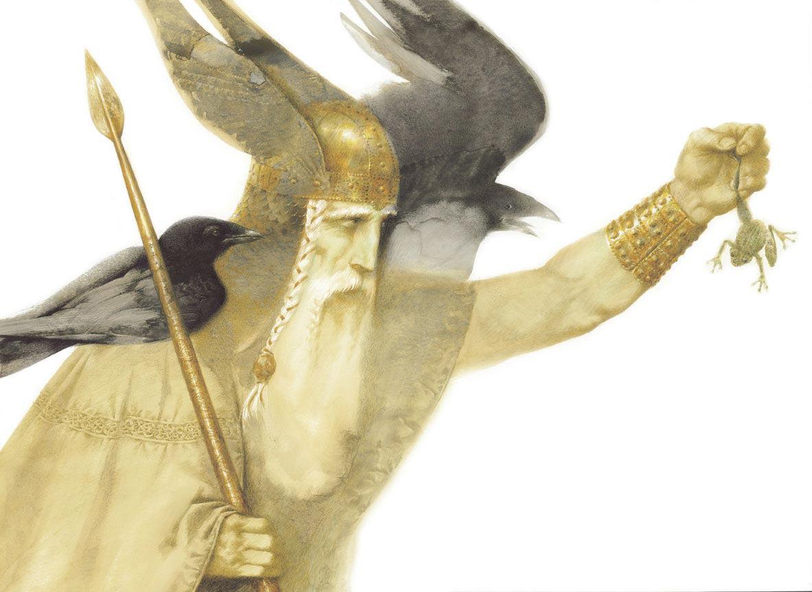 Masters of Contemporary Illustration: Pavel Tatarnikov