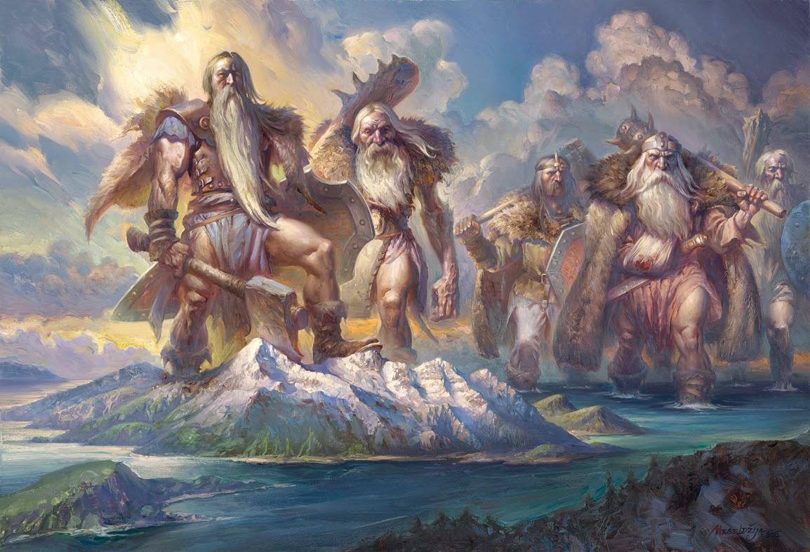 The Exodus of Giants