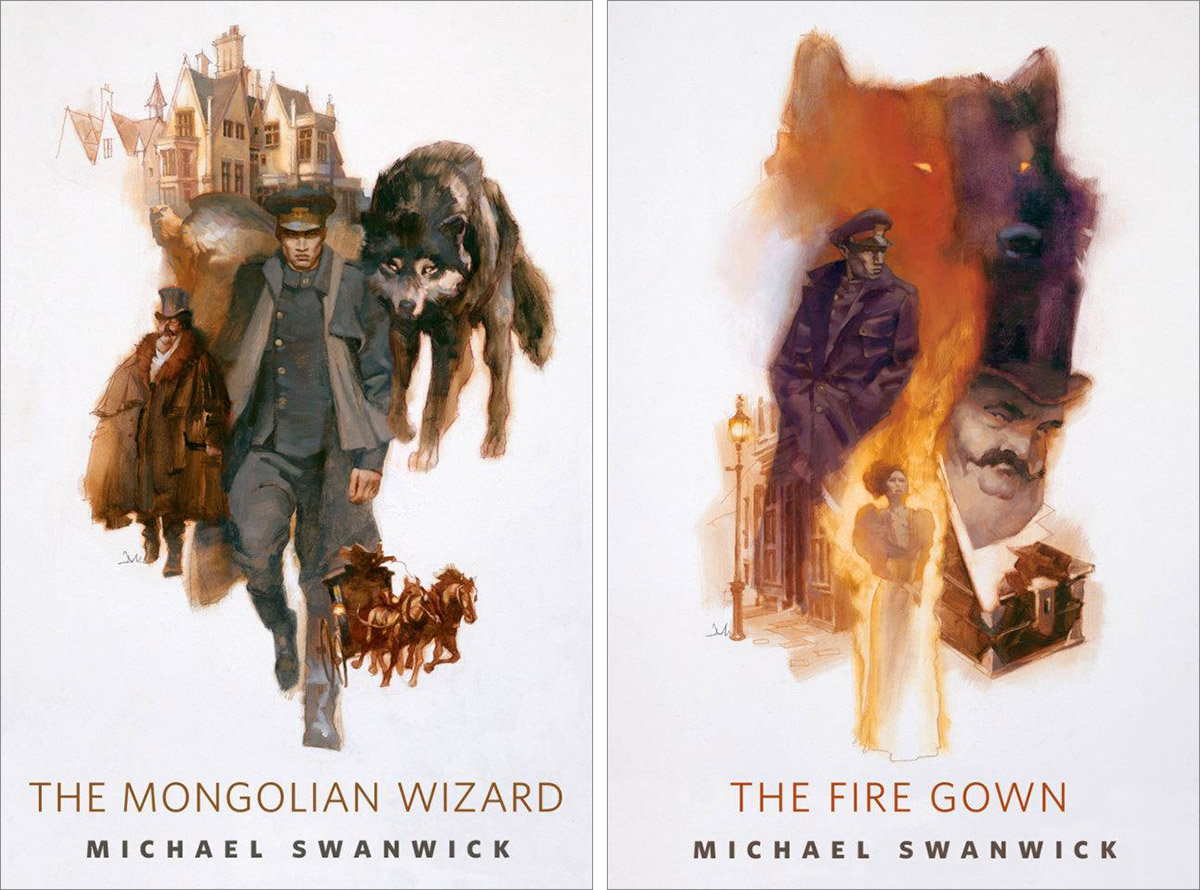 The Mongolian Wizard Series