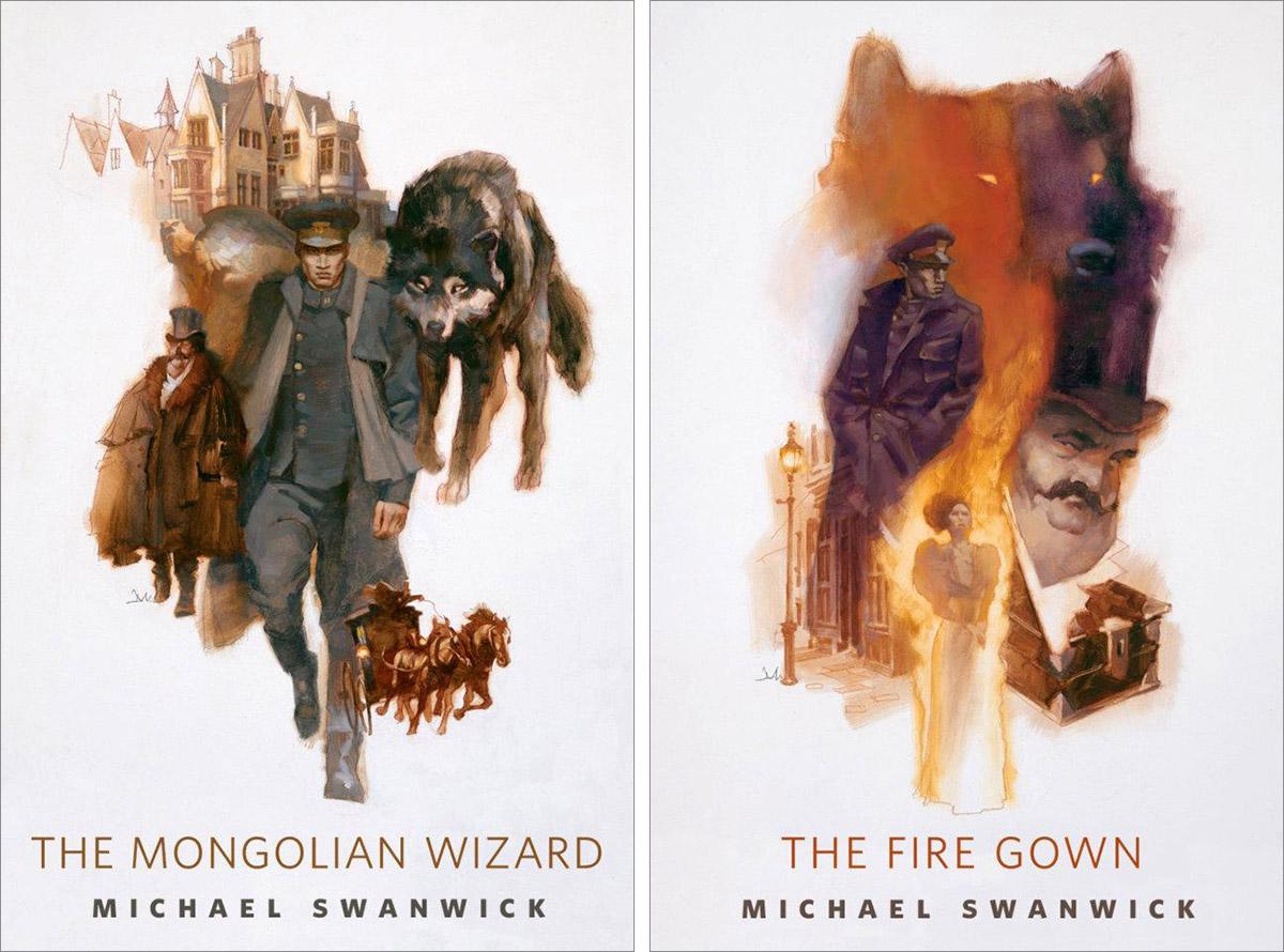The Mongolian Wizard Series