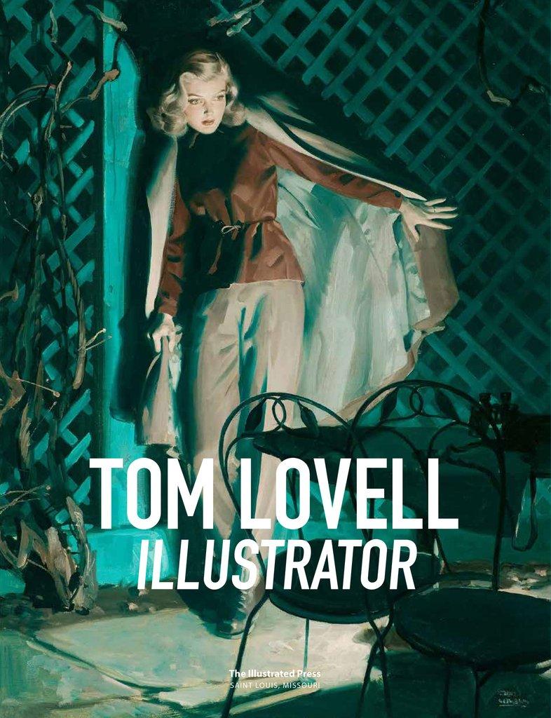 Tom Lovell : Illustrator