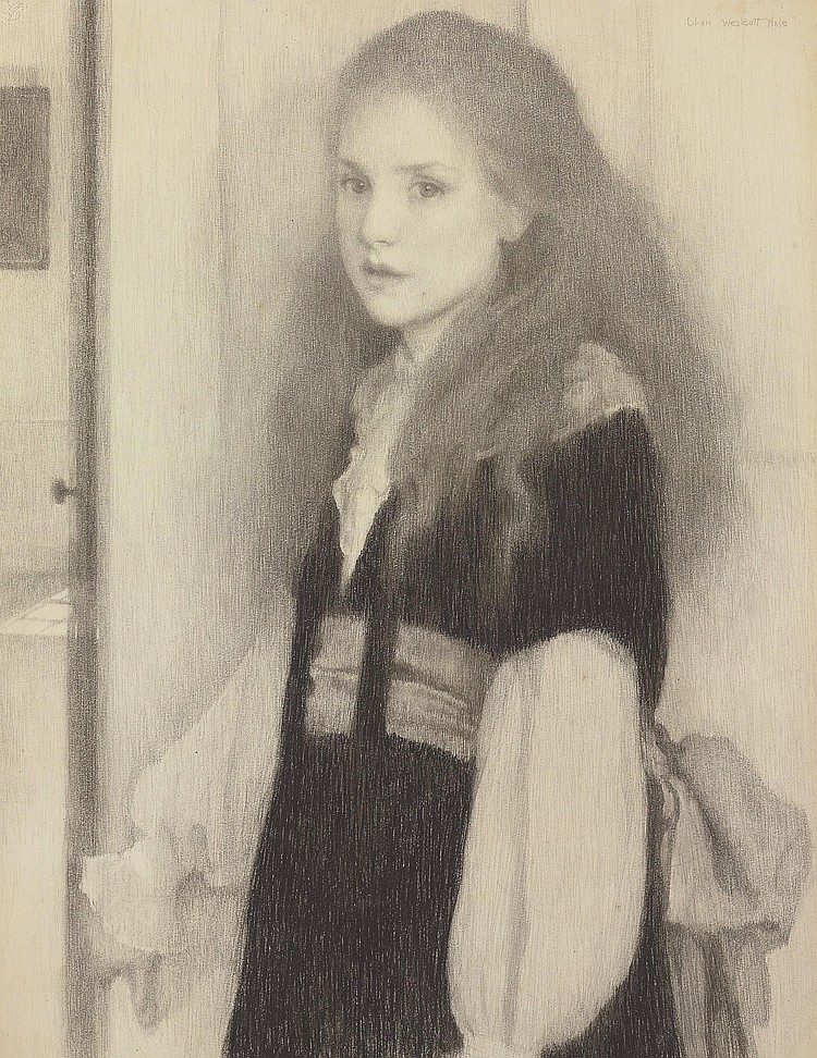 ARTIST PROFILE: Lillian Westcott Hale