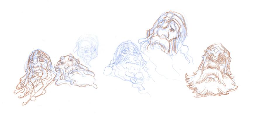 The Forest Troll Part II: Dwarf Studies