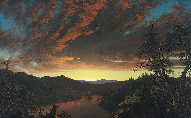 Artist of the Month: Frederic Church