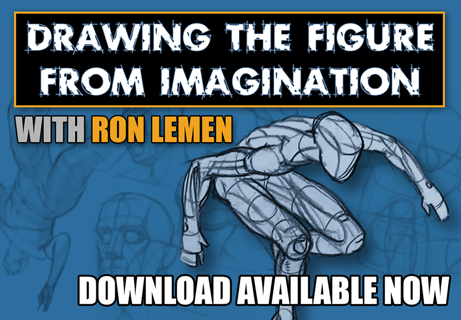 Drawing the Figure From Imagination : Download Available Now
