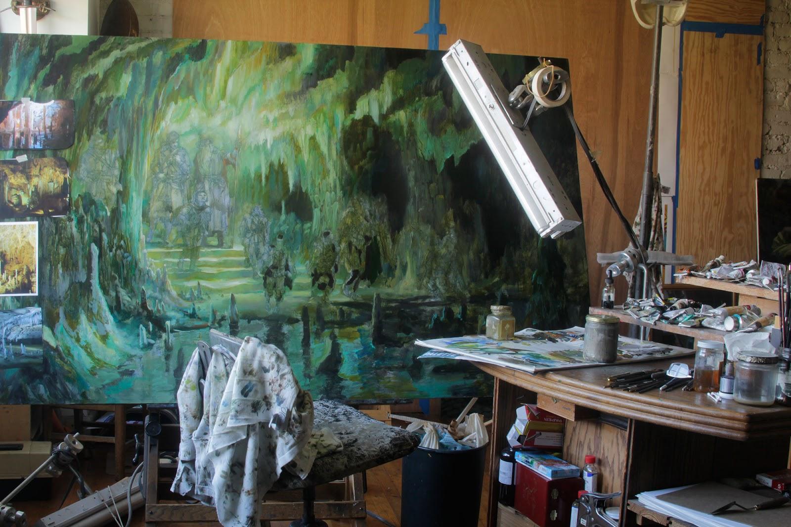 Donato Arts Open Studio
