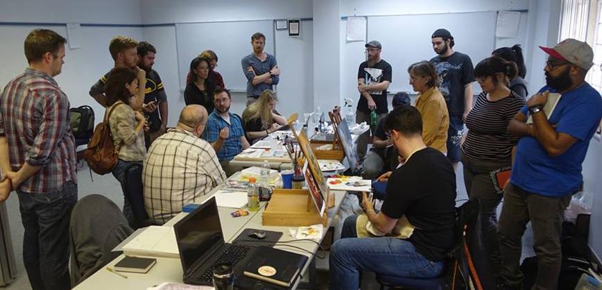 The Fantastic Workshop