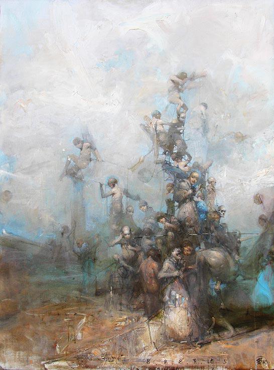Artist Inspiration – Vachagan Narazyan
