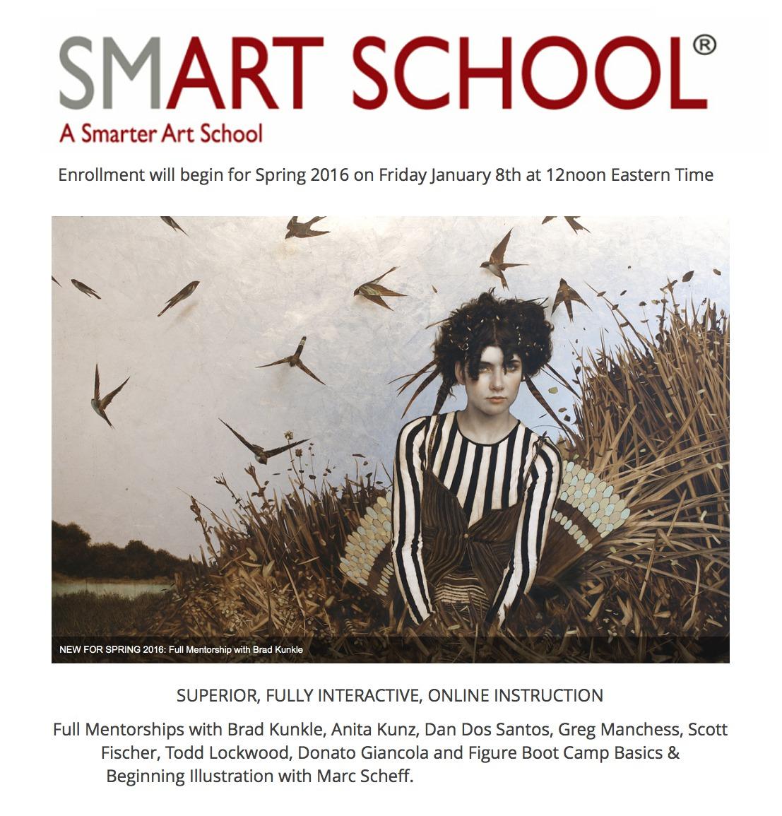 Smart School Enrollment Opening Friday