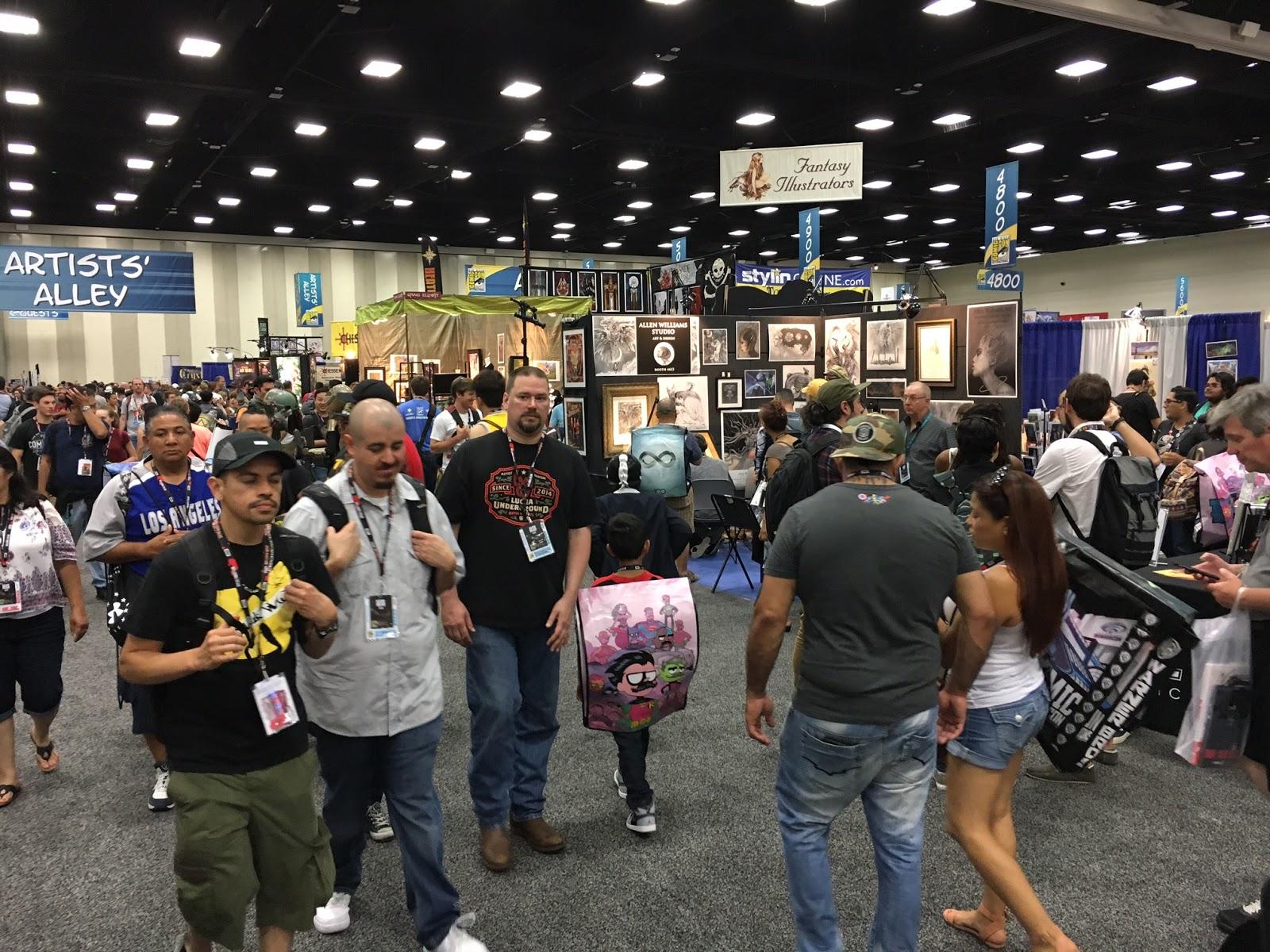 San Diego Comic-Con recap