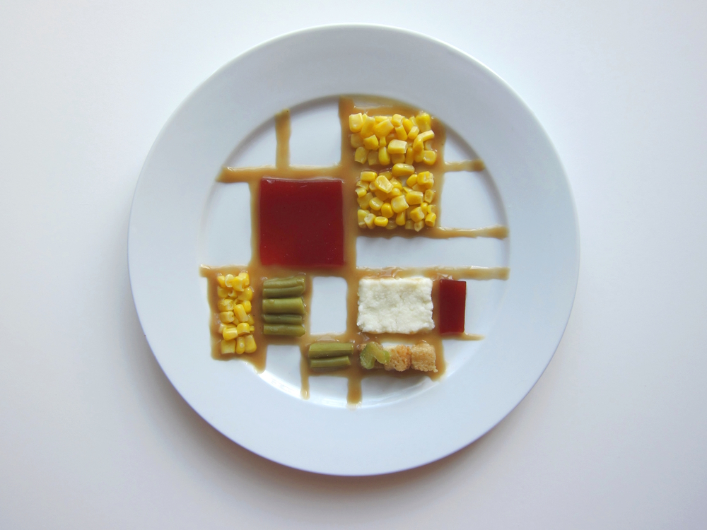 Thanksgiving, Artfully Plated