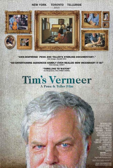 Movie Review – Tim's Vermeer
